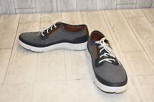 Skechers Moogen Lodrino Casual Shoes - Men's Size 8 - Charcoal
