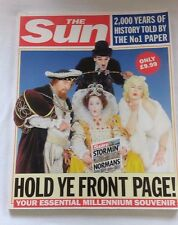 Hold Ye Front Page: Hold Ye Front Page - 2000 Years of History on the Front Page