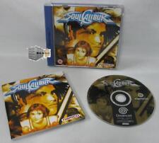 Soul Calibur - SEGA Dreamcast - mit Handbuch - KULT - RAR