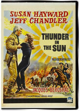 Thunder in the Sun 1959 DVD Jeff Chandler, Susan Hayward, Jacques Bergerac