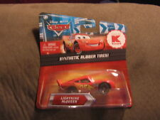 DISNEY CARS LIGHTNING MCQUEEN  SYNTHETIC RUBBER TIRES
