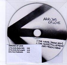 (DV265) Arrows of Love, The Knife - 2013 DJ CD
