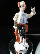 Martha Budich Dresden Colonial Dress Man/Lace Figurine