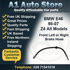 BMW E46 98-07 Z4 All Models Front Left or Right Brake Hose
