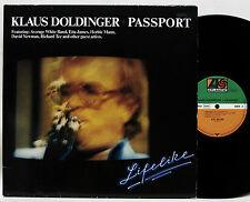 Klaus Doldinger  &   Passport        Lifelike         DoLp         NM  #  35