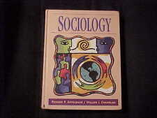 Sociology by Richard P. Appelbaum and William J. Chambliss (1995, Hardcover)