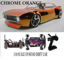 1/10 Scale CAMARO RTR Custom RC Drift -Cars  2.4Ghz & Charger