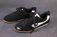 SB430 KangoROOS Tach-Lo-Future Damen Sneaker Sportschuhe Gr. 38 Leder schwarz