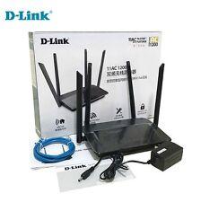 D-Link DIR-822 Wireless Internet Router Wi-Fi 802.11AC Dual Band WiFi AC1200