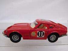 eso-9522Corgi Toys Whizzwheels Datsun 240 Z,mit winzige Lackschäden