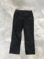 J. Crew Womens Favorite Fit Dress Pants Black Size 8 Cotton Stretch Trouser Work