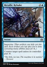 4x metálicos reprimenda (Metallic rebuke) Aether revolt Magic