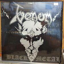 New listing VENOM - Black Metal, 1st press UK, Vinyl LP 1982 (Neat Records - NEAT 1005)