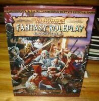 Warhammer Fantasy Roleplay WFRP 2a Edizione In Italiano Inserzione Multipla