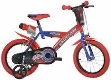 Dino Bikes 143G-SA Bicicletta Spiderman