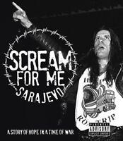 Scream For Me Sarajevo [New DVD] Explicit, Super Jewel Box