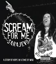 Scream For Me Sarajevo [New DVD] Explicit, Super Jewel Box