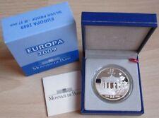 Frankreich 10 Euro 2009 Europa 20 Jahre Fall der Berliner Mauer Silber