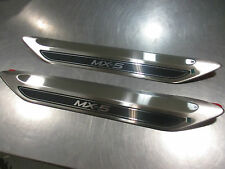 Mazda MX-5 Miata 2016 New OEM door sill trim plates (set of 2) 00008TD36