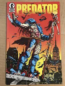 PREDATOR #1 (1989) 1ST PRINT Dark Horse VF/NM- FREE SHIPPING!