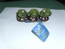 BLUE RIBBON PET PRODUCTS EE-327 Exotic Environments TOADS See No Evil