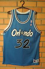 Shaquille O'Neal Orlando Magic Jersey Size 44 Basketball Champion Retro Vintage