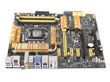 ASUS Intel Z87 Scheda Madre Z87-DELUXE LGA 1150, DDR3 HDMI USB3.0 ATX