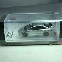 1/64 INNO64 Honda Civic Type-R FD2 Silver - Extra Wheels IN64-FD2-SIL