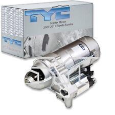 TYC Starter Motor for 2007-2011 Toyota Tundra 5.7L V8 ku
