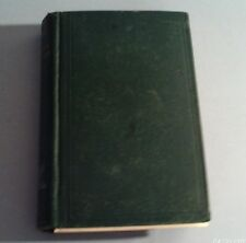 1868 THE WORCESTER ASSOCIATION AND ITS ANTECEDENTS by Joseph Allen (H/C)(x-lib)