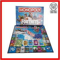 Monopoly Fortnite Video Game Edition Board Game Family Fun 2013 by Hasbro