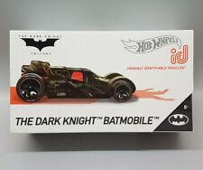 Hot Wheels - ID - The Dark Knight Batmobile - FXB26 - Batman - Neu & OVP 2019 !