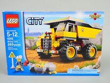 LEGO City MINING TRUCK 4202  (269 PCS)    #oobt