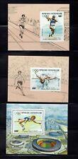 Briefmarken Olympische Spiele 1988 Zentralafrikanische Republik