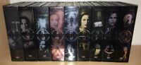 X-FILES Intégrale Coffret Collectors Saisons 1 2 3 4 5 6 7 8 9 DVD VF FR France