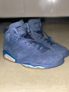 Air Jordan Retro 6 Diffused Blue - Size 11.5