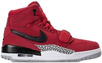 Men's Nike Air Jordan Legacy 312 Basketball Shoes Red Black Size 13 NEW!