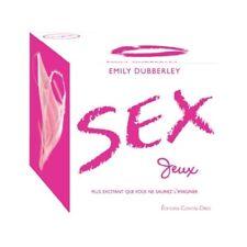 SEX JEUX - COFFRET - EMILY DUBBERLY