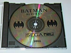 Batman Returns (Game Only) Sega CD Fast Shipping
