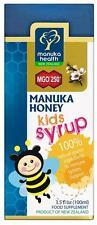 Manuka Health - Manukahonig - Sirup für Kinder / Kids Syrup - MGO 250+ - 100 ml