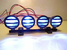 RC Truck Led Light Bar with 4 Leds for Traxxas Rustler Stampede X-Max Slash Revo