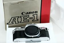 CANON AE1 - boxed - analog camera made in Japan