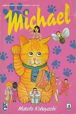 Michael  volume unico di Makoto Kobayashi ed.Star Comics