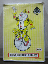 Crown Brand Playing Cards