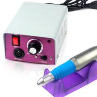 Professional Manicure Pedicure Electric Nail art Machine Drill Pen Tool Set Kit