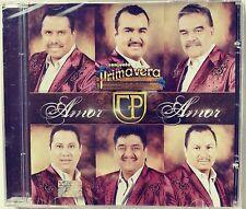 CONJUNTO PRIMAVERA - AMOR AMOR (2014 BRAND NEW CD)