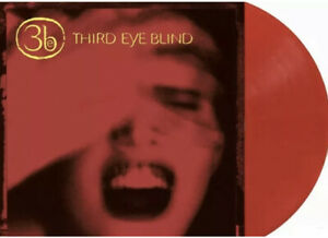 Third Eye Blind - Self Titled RED Colored Vinyl 2xLP Limited Rare New IN HAND