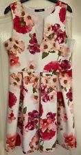 Quiz ladies floral design dress