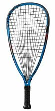 "Liquidmetal Photon HEAD Racquetball Racquet 185 g 3 5/8"" grip Blue"