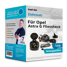 7 poliger spezifischer Elektrosatz für Opel Astra G Fließheck 1998 12150117/_B2